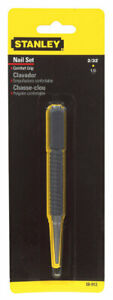 Stanley  1 pc. Nail Set  5 in.