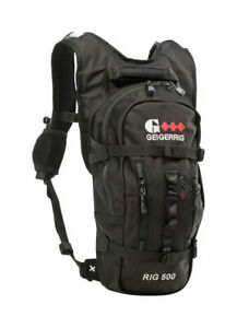 Aquamira  Geigerrig  Black  Hydration Water Filter Backpack  1 pk