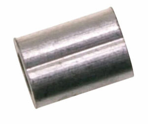 Campbell Chain Aluminum Aluminum Wire Rope Sleeve Case Pack of 50