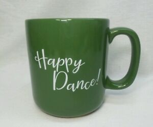 NEW ITKWD IN THE KITCHEN WITH DAVID HAPPY DANCE 16 oz MUG Cup GREEN