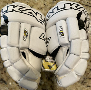 New Alkali RPD Comp Junior Gloves Sizes 11 White Clearance Sale $89.99