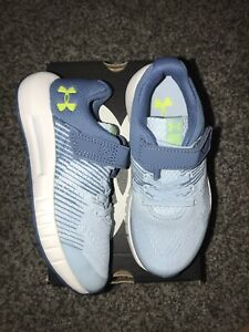 Under Armour 11K Pursuit No Tie Sneakers Tennis Shoes Athletic NEW $34.99