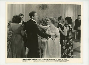 EXPENSIVE HUSBANDS Orig Movie Still 8x10 Beverly Roberts, Pat Knowles 1937 21482