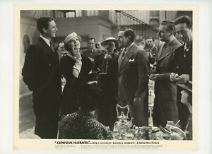 EXPENSIVE HUSBANDS Orig Movie Still 8x10 Beverly Roberts, Pat Knowles 1937 21480