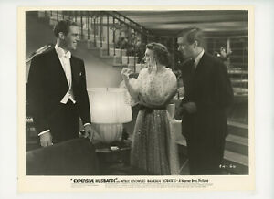 EXPENSIVE HUSBANDS Orig Movie Still 8x10 Beverly Roberts, Pat Knowles 1937 21479