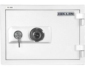 Hollon 2 Hour Fireproof Home Safe with Dial Key Lock $322.00