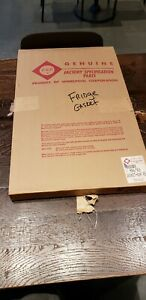 Genuine Whirlpool FSP Factory Specification Parts 2188460A Refrigerator Gasket
