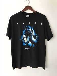 Alien 1989 T-Shirt Vintage Movie Fox 80s