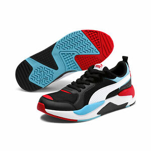 PUMA Men#x27;s X RAY Colorblock Sneakers