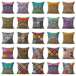set of 100 mandala yoga meditation cushion covers cheap wholesale lot