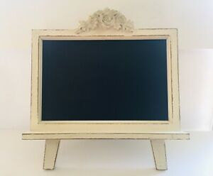 Wood ChalkBoard Note Sign Memo Message Sign Chalk Board For Wedding Shabby Decor
