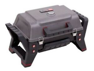 Portable Grill Rugged Camp Char Broil Infrared Propane Gas Tailgating Traveling