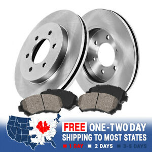 Front Rotors Ceramic Pads For Rainier Chevy Trailblazer Envoy Ascender Bravada $58.71