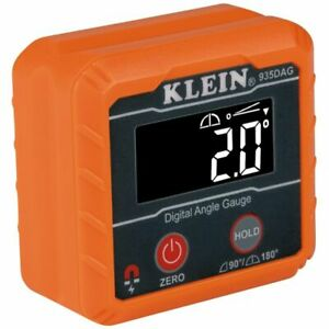 Klein Tool Digital Magnetic Angle Gauge and Level $29.99