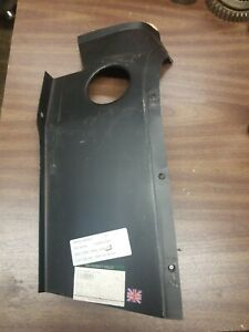 Jaguar E Type XKE S1 transmission right Gearbox Tunnel Side Panel RH 4.2 BD28056 $48.34
