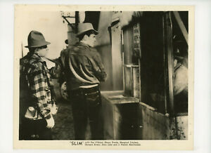 SLIM Original Movie Still 8x10 Henry Fonda, Pinholes, Drama 1937 21693