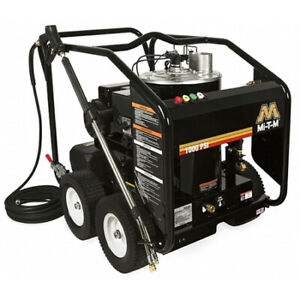 MI-T-M HSE-1002-0MG10 Direct Drive Pressure Washer1000 psi