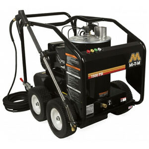 MI-T-M HSE-1502-0MM11 Direct Drive Pressure Washer1500 psi