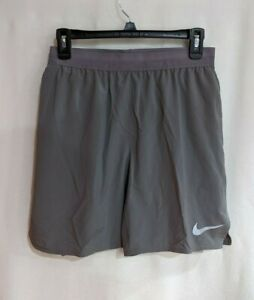 Nike Men's Flex Stride 7 Grey 2 in 1 Running Shorts Size S M L XL AT4010 056 $39.99