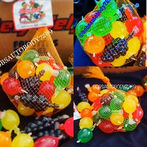 10 Jelly Fruit Jelly Tik Tok Candy Dely Gely 10 Candy BIG BAG JELLIES  BESTVALUE