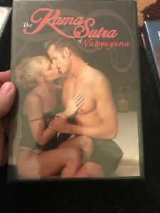 The Kama Sutra Of Vatsyayana DVD Enjoy New Sexual Intimacy & Ecstasy Vintage