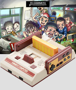 NEW Classic 30th Anniversary FC Compact Video Game Console Play Famicom NES Game
