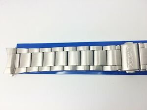PULSAR by Seiko 20MM MENS REPLACEMENT STAINLESS UNIVERSAL WATCH BAND 1855 20 $28.00