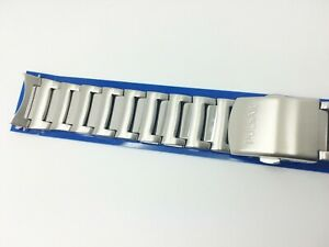 PULSAR by Seiko 20MM MENSREPLACEMENT STAINLESS UNIVERSAL WATCH BAND PXH907 20 $28.00