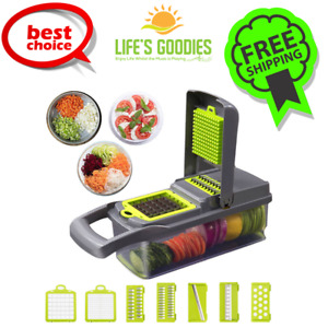 Multifunction Vegetable Food Cutter Slicer Mandoline Chopper Multi Kitchen Tools