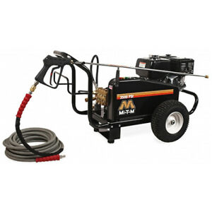 MI-T-M CW-3504-5MGH Cold Water Gas Pressure Washer3500 psi