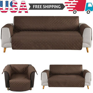 US Pets Dog Chair Seat Sofa Cover Couch Slipcover Covers Mat Furniture Protector