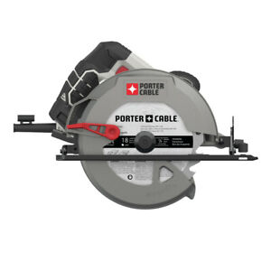 Porter Cable 15 Amp 7 1 4quot; Steel Shoe Circular Saw PCE300 New $51.99