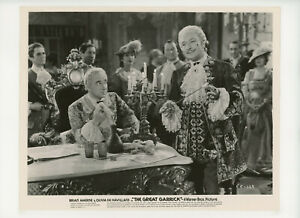 GREAT GARRICK Original Movie Still 8x10 Brian Aherne, Edward Horton 1937 21613