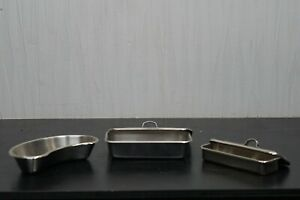 Stainless Steel Surgical Medical Dental Instruments Tray Set - Opthalmic