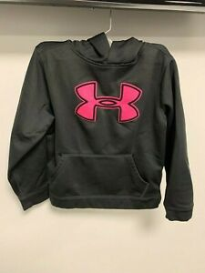 Under Armour Long Sleeve Hoody Size:6 to 8 YMD JM M $16.20
