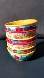 NWT The Pioneer Woman Flea Market Dipping Bowls 3