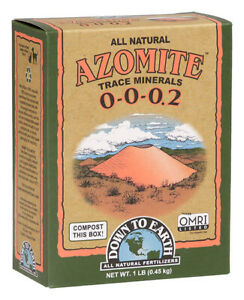 Down To Earth Azomite