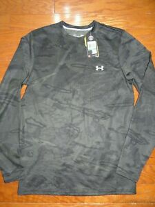 Under Armour Mens ColdGear Infrared Base Layer Shirt Large $44.99