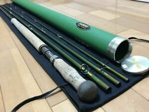 SAGE TCX 10150-4 15'0 # 10 9.13  16oz 4-piece fly fishing rod with case  bag