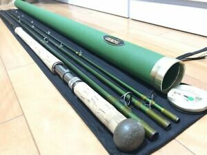 SAGE TCX 10150-4 SPEY 15 '# 10 4-piece with case and bag From Japan FS