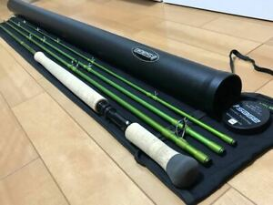 SAGE MOD 7130-4 SPAY ROD Spay rod 13 '# 7 with case and bag From Japan FS