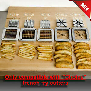 French Fry Blade Assembly Cutter Blocks Iron Modern Replacement Parts Potato $31.26
