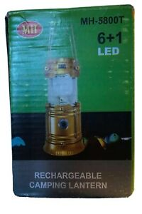 Rechargeable Camping Lantern 6 One Led