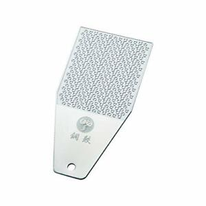Japanese cookware WASABI OROSHI grater stainless B For pro Sushi JAPAN MADE