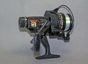 SILSTAR GX2835 Spinning Reel Graphite Body amp; Spool with New 10lb. Stren Line