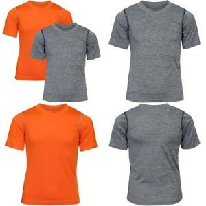 Black Bear Boys' Performance Dry Fit T Shirts Pack Of 2 $37.99