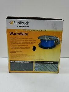 SunTouch WarmWire Floor Warming Radiant Heating Wire 50 sq. ft. 120V 81014503