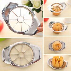 Stainless Steel Vegetable Easy Cutter Apple Pear Remover Core Slicer Home Tool