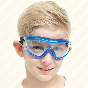 Child Safety Goggles Anti-Fog/Dust/Scratch Z87+ Eye Protective Glasses For Kids
