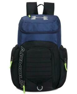 Under Armour Outdoor Sports Travel Bag Backpack Back Pack Book School $24.99